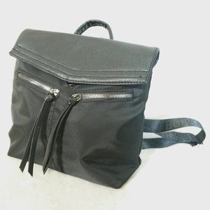 NWOT Botkier Trigger Mini Black Nylon Backpack